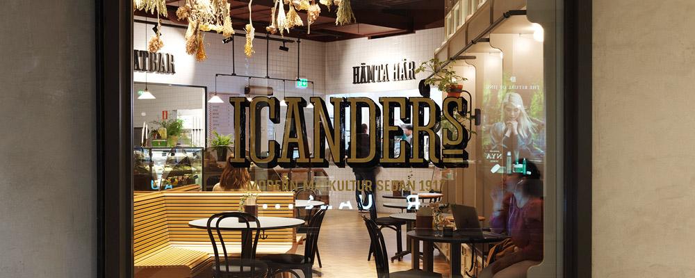 ICANDERs Mood Stockholm Restaurang